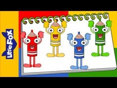 Colors - Song for Kids - YouTube