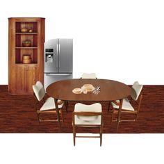 """Dining Room"" by sebastiannana on Polyvore"
