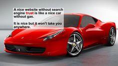 SEO Trust Signals #SEO #SEONotebook #garyhorsmanfav
