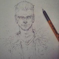 Vonn Sketch 7.3.15  https://instagram.com/p/4s5Mi4ufJm/