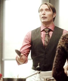 Hannibal bloopers are the best tbh