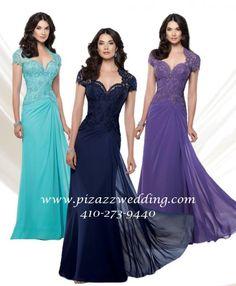 Image result for aqua blue, purple and navy blue dress