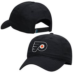 f48029a1478 Nobody will forget which NHL team you love when you wear this Philadelphia  Flyers Performance Slouch Snapback Adjustable Cap from Reebok!