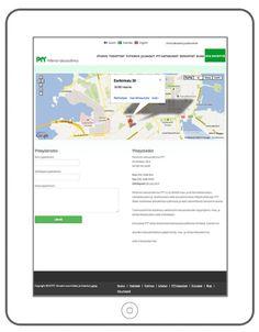 Responsiivinen yrityssivusto Pellervon Taloustutkimukselle | Lamia