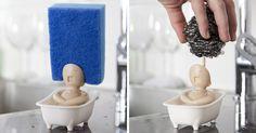 Add Some Drama To Your Daily Dish-Washing Routine!   Bored Panda