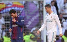 Lionel Messi and Cristiano Ronaldo Friends or foe Barcelona striker explains relationship