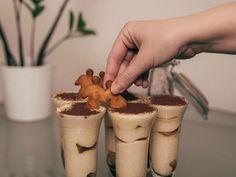 Mézeskalács tiramisu Tiramisu, Advent, Pudding, Food, Meal, Custard Pudding, Essen, Hoods, Tiramisu Cake