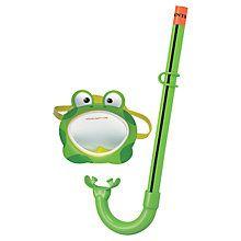 Buy Frog Snorkel Online at johnlewis.com
