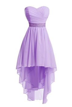Shop a great selection of Chengzhong Sun Women High Low Lace Up Prom Party Homecoming Dresses. Find new offer and Similar products for Chengzhong Sun Women High Low Lace Up Prom Party Homecoming Dresses. High Low Chiffon Dress, High Low Cocktail Dress, Purple Cocktail Dress, High Low Prom Dresses, Cute Prom Dresses, Chiffon Evening Dresses, Pretty Dresses, Homecoming Dresses, Sexy Dresses