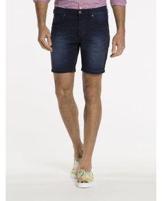 5-Pocket Canvas Shorts  - Scotch