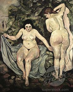 Suzanne Valadon (1865-1938 French)