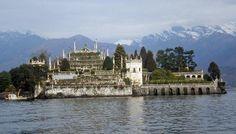 Isola Bella, Stresa sul Lago Maggiore - Italy