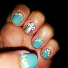 DAISY CHAIN Daisy Chain, Spring 2015, Nails, Beauty, Finger Nails, Ongles, Beauty Illustration, Nail, Nail Manicure