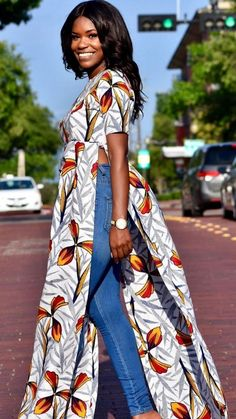 Stylish ideas on african fashion outfits 705 African Dresses For Women, African Print Dresses, African Fashion Dresses, African Attire, African Wear, African Women, Fashion Outfits, African Prints, African Clothes