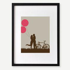 Forever Print by Le Papier Studio