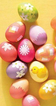 Martha Stewart Easter Eggs | easter eggs martha stewart
