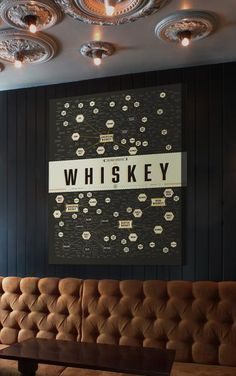 Whiskey Wall Art