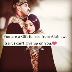 Together in this world and jannah❤ Insha'Allah Muslim Couple Quotes, Cute Muslim Couples, Muslim Love Quotes, Islamic Love Quotes, Qoutes About Love, True Love Quotes, Girly Quotes, Romantic Love Quotes, Dua For Love