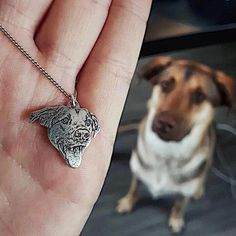 Custom Pet Photo Necklace - Make A Memorable Pet Photo Necklace – Engraved Giftsly Custom Engraved Necklace, Personalized Necklace, Personalized Gifts, Friends Family, Gifts For Friends, Pet Memorial Jewelry, Special Gifts For Her, Necklace Chain Lengths, Birthday Gifts For Kids