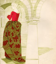 Rumpelstiltskin - by the Brothers Grimm, illustrated by Jacqueline Ayer (1967).