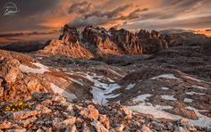The Sunrise after the storm!!! by AlexGiordani