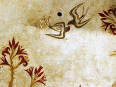 akrotiri frescos   Akrotiri, Ancient Thera
