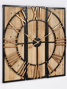 heine home Wanduhr Jetzt bestellen unter: https://moebel.ladendirekt.de/dekoration/uhren/wanduhren/?uid=19f6f576-a67f-576b-a638-8b18cc17b9ec&utm_source=pinterest&utm_medium=pin&utm_campaign=boards #uhren #dekoration