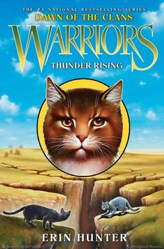 4 ERIN HUNTER # WARRIOR S RETURN RAVENPAW'S PATH FIRE ICE SUN TRAIL