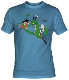 Goku y Khaleesi pelean por su dragón, pero.. ¡Solo puede tener un dueño!