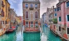 Venice.  Must go there.