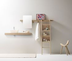 Zutik di Alki | Mensole bagno