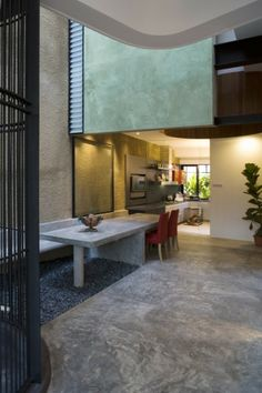 Alleyway House – Formwerkz Architects