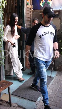 Katrina Kaif and Sidharth Malhotra catch up over a lunch date!