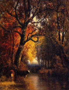 William M. Hart - The Water's Edge
