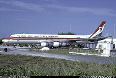 Douglas DC-8-51, Male, 1987