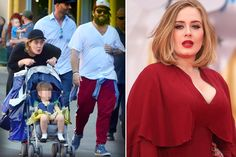 Scum one like you: Adele furious as baby scan and snaps stolen by crazed fan who hacked secret files