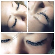 Volume lashes angles