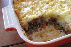 Turkey Shepherd's Pie - dinner #diet #freezer