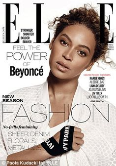 Read all about it: The full interview appears in the May issue of ELLE UK, on sale April 5