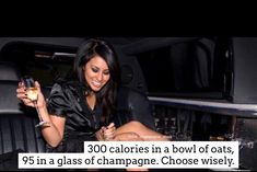 #champagnequote Champagne Quotes, 300 Calories, Chic, Elegant