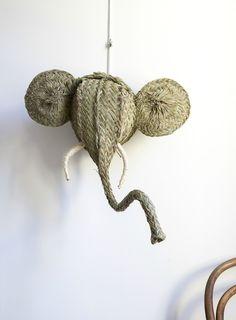 Trophée éléphant deco chambre enfant kidsroom TRENDY LITTLE 3