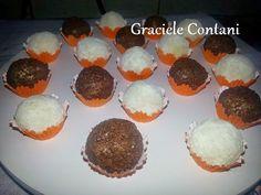 Docinho de leite em pó e coco, de Graciele Contani