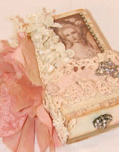 Altered matchbox...gorgeous!