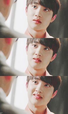 """D.O // """"I Remember You"""" - Is it just me or is Kyungsoo really good for this role I mean he plays it perfectly"""