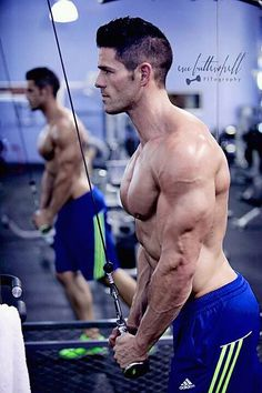 Interesting Bodybuilding Pin re-pinned by Golden Age Muscle Movies: The Worlds Largest Selection of Bodybuilding on DVD. http://goldenagemusclemo...