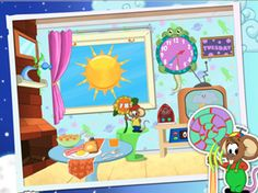 Win It! Weather and Clock for Kids