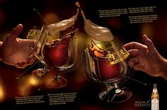 These Petra beer print ads are pure PhotoShop art Creative Advertising, Print Advertising, Print Ads, Advertising Campaign, Petra, Beer Infographic, Beer Advertisement, Creative Area, Beer Photos