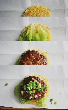 We have wanted to try the original ever since we saw the Ramen Burger, now we can make them at home.