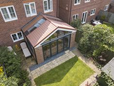 Mr Macfarlane and his wife are delighted with their new extension, which has transformed an unused conservatory into a valuable and beautiful living space. House Extension Plans, House Extension Design, Extension Designs, Roof Extension, House Design, Extension Ideas, Loft Design, Design Design, Tiled Conservatory Roof