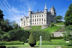 Castillos de verano or Summer castles